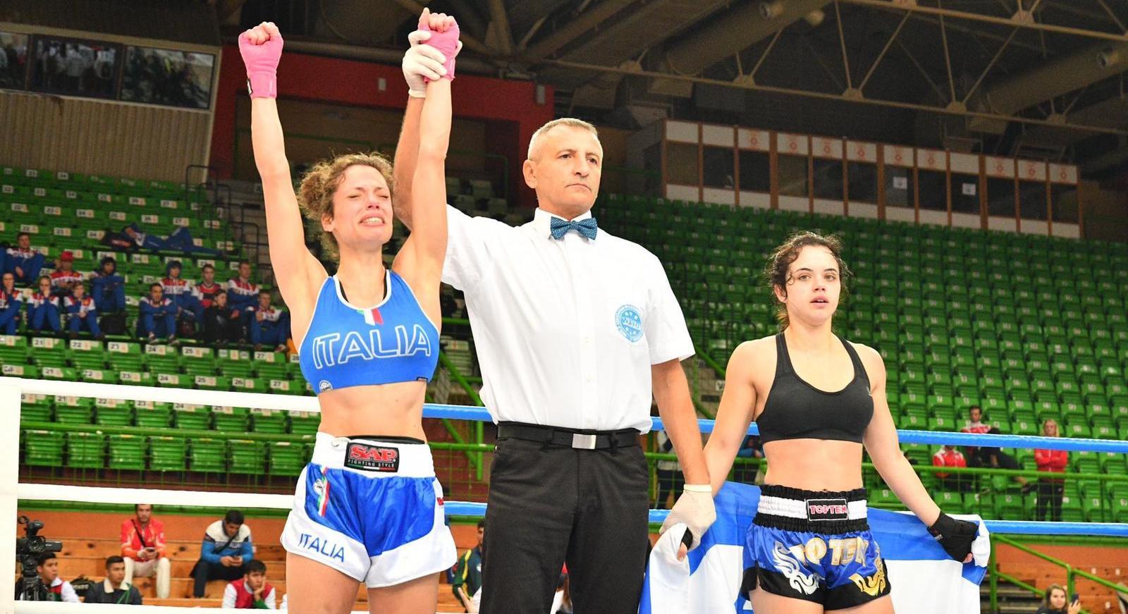 Intervista – Elena Cardoni, campionessa del Mondo di Kick Boxing